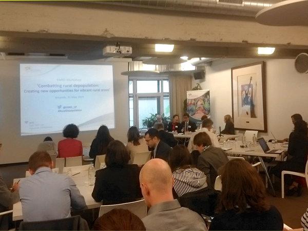 """ENRD Workshop """"Combatting Rural Depopulation"""""""