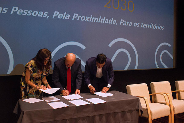 The Portuguese Network Minha Terra presents the Local Development Pact 2030