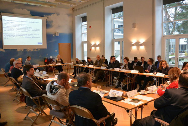 GENERAL ASSEMBLY MEETING IN ESTONIA