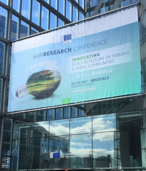 ELARD at the AgriResearch Conference on Innovating for the Future of Farming & Rural Communities