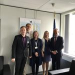 ELARD delegation meeting with Mr. Normunds Popens, DG REGIO Deputy Director-General