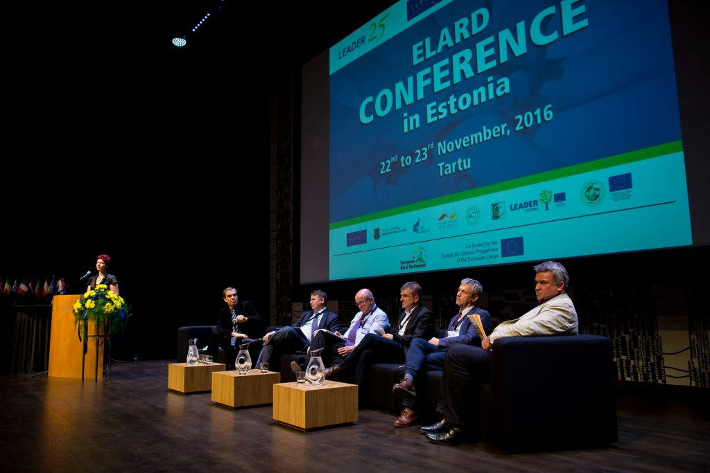"ELARD CONFERENCE ""RENEWING LEADER FOR 2020+"""