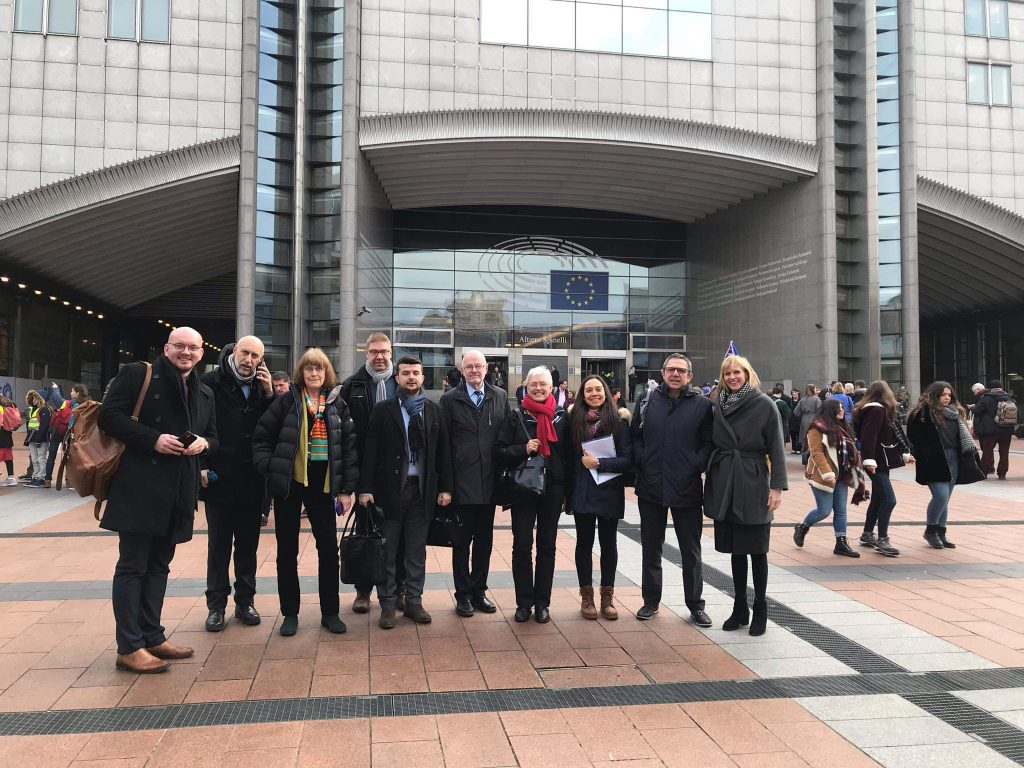 Meetings on European Rural Parliament (ERP) in cooperation with ERCA and PREPARE
