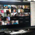 First ERP-members meeting 2020-21