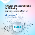 Fifth implementation report of the CoR's RegHub Network just published