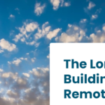 The Long Term Vision: Building The Future for Remote Areas!